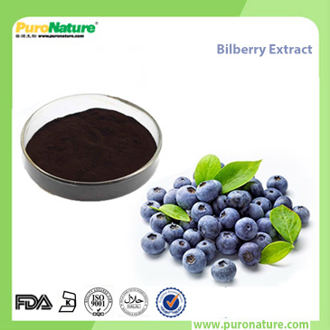 Bilberry Extract 84082-34-8 Anthocyanidins