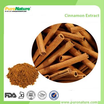 Cinnamon Extract 8007-80-5 Cinnamon polyphenols