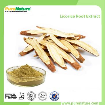 Licorice Root Extract 1405-86-3 Glycyrrhizic Acid