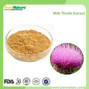 Milk Thistle Extract 22888-70-6 Silymarin
