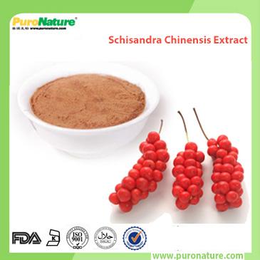 Schisandra Chinensis Extract 7432-28-2 Schisandrins