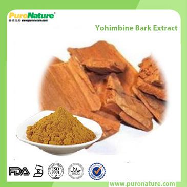 Yohimbine Bark Extract 146-48-5 Yohimbines
