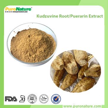 Kudzuvine Root Puerariae Extract 3681-99-0 Puerarin