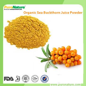 Organic Sea Buckthorn Juice Powder