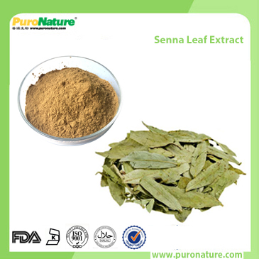 Senna-Leaf-Extract 81-27-6 Sennosides