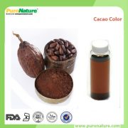 Cacao natural colorant powder