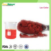 Lac dye colorant