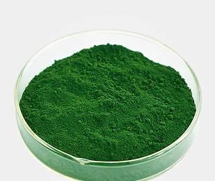 Chlorophyll E140 natural green color pigment