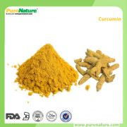 Water soluble turmeric