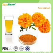 Xanthophylls colorant