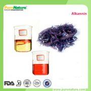 alkannin solubility C16H16O5