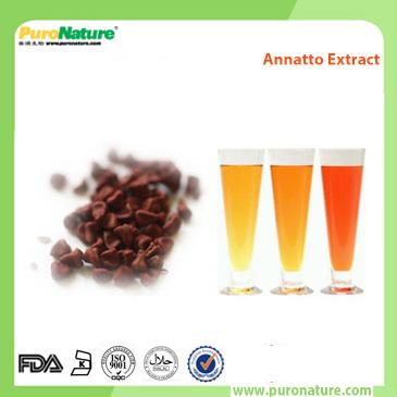 annatto bixin natural color