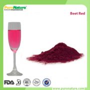 beet red color powder