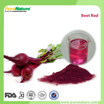 beet red color