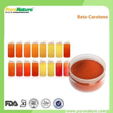 beta carotene color additive