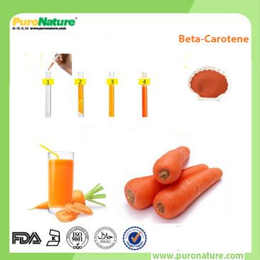 beta carotene color