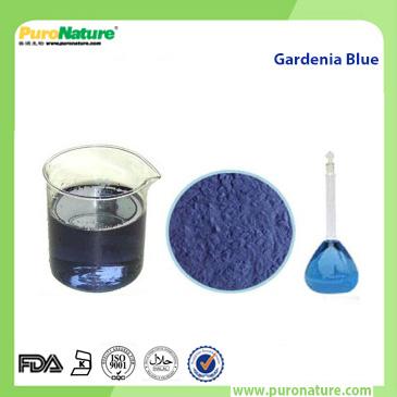 gardenia extract Blue