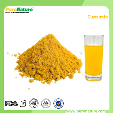 orgainc curcumin natural color