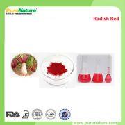 red radish natural pigment