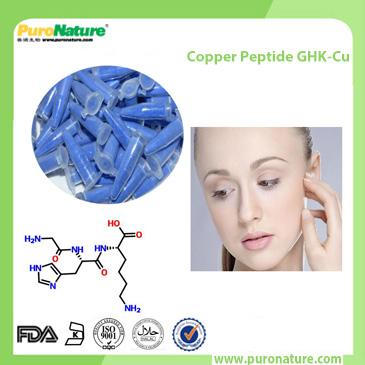 Copper Peptide GHK-Cu Copper Tripeptide 49557-75-7