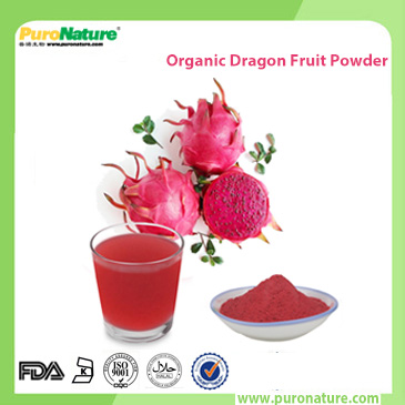 Organic Dragon Fruit Powder